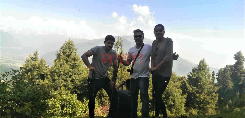 Mohanmarg Trekking